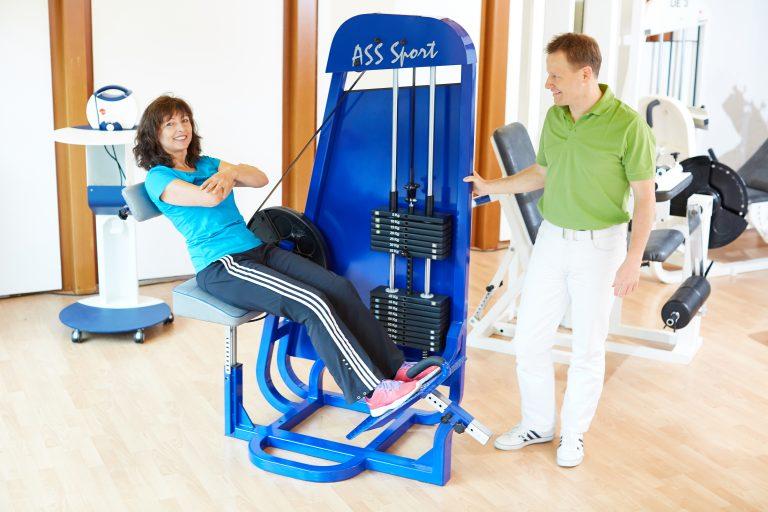 Rückenkurse und Physiotherapie bei Daniel Wahl in Sonthofen