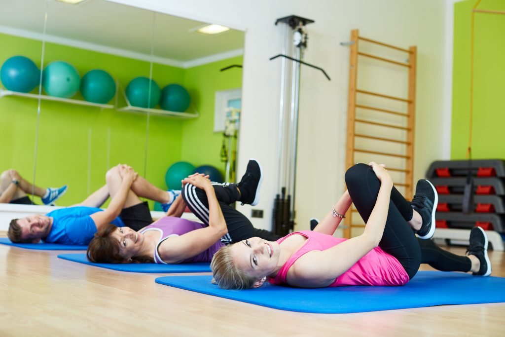 Rehasport, Stretching, Yogakurs, Sonthofen, Rückentraining