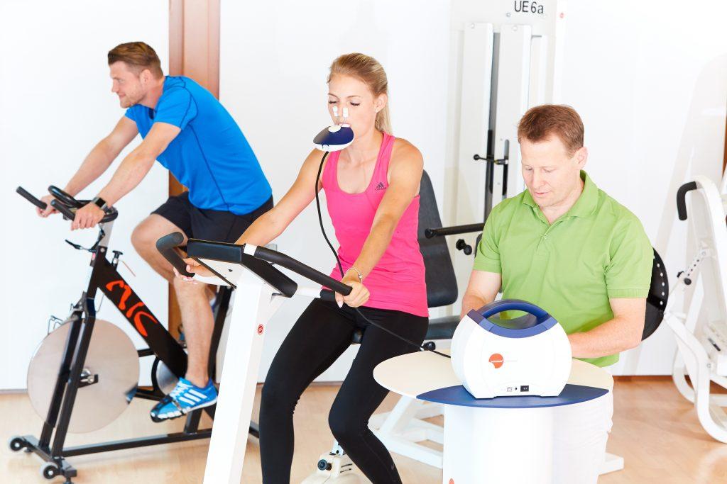Gewicht reduzieren durch Weight-Management